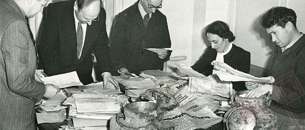 Arhiv Oyneg Shabbes i Emanuel Ringelblum