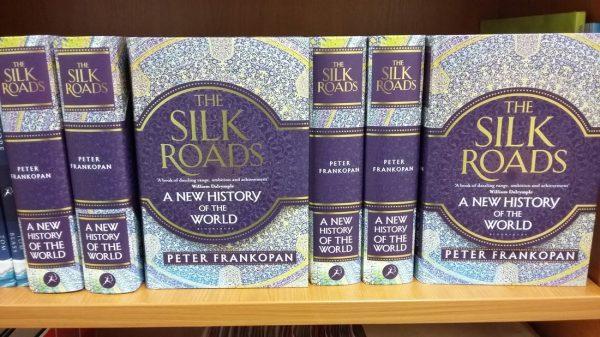 "Osvrt na knjigu Petera Frankopana ""The Silk Roads: A New History of the World"""