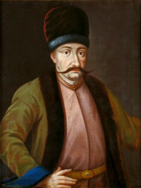 Portret Bogdana Hmeljnickog (oko 1650.)