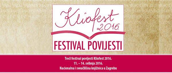 Kliofest 2016. – Dodjela nagrada povjesničarima