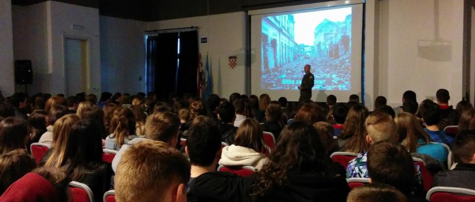 Uvodna predavanja o raspadu SFRJ, Domovinskom ratu i bitci za Vukovar