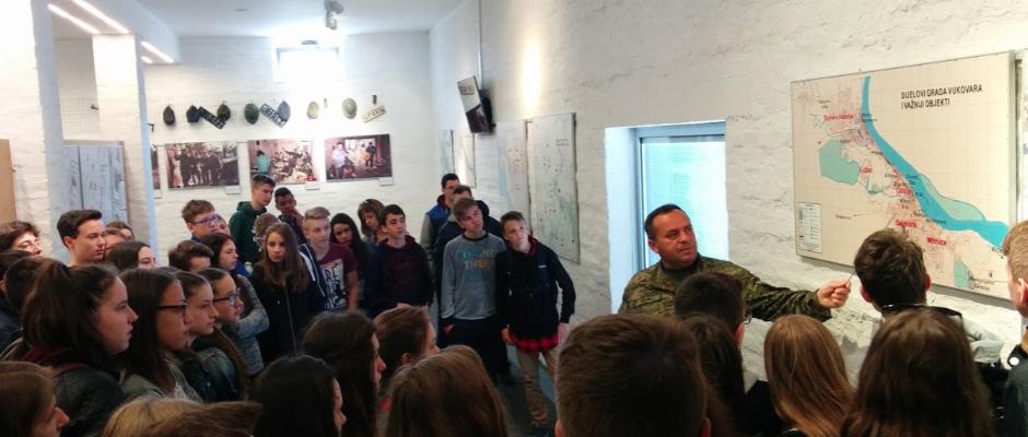 Predavanje o tijeku bitke za Vukovar