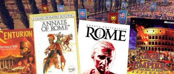 Mission completed: predodžbe povijesti o antičkom Rimu u računalnim strateškim igrama