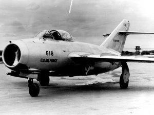 Kum-sokov MiG-15