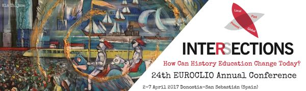 Register now for EUROCLIO Annual Conference 2017: Intersections – San Sebastian, Spain