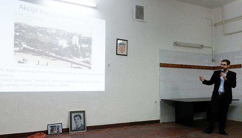 Predavanje Davida Orlovića
