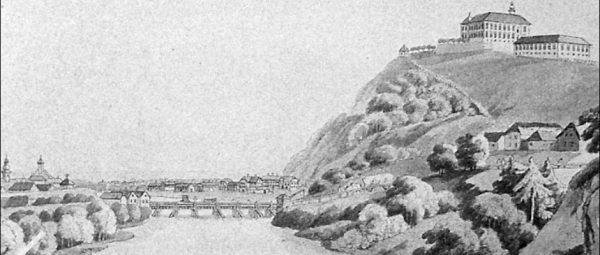 Gornja Radgona početkom 19. stoljeća