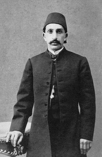 Sultan II. Abdülhamid (1842-1918)