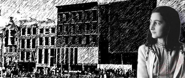 Nova perspektiva o uhićenju Anne Frank