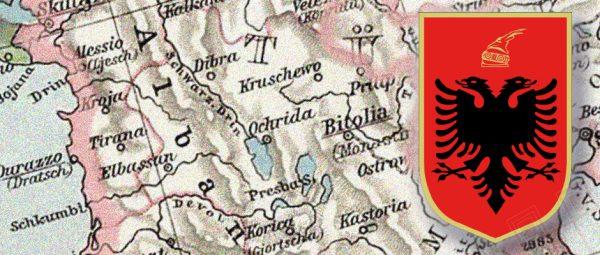 Stvaranje Albanije (1. dio)