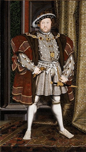 Henrik VIII.